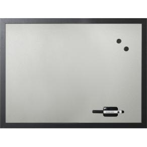 Whiteboardtavla 60x45cm silver