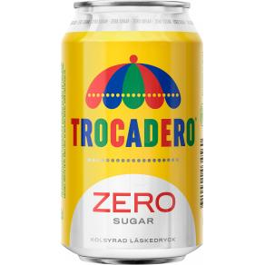 Trocadero zero 33cl brk ink p.