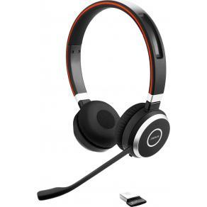 Headset Jabra Evolve 65 MS stereo, trådlöst, USB