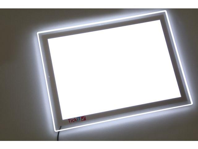 Ljusbord Science LED 60x42x1cm