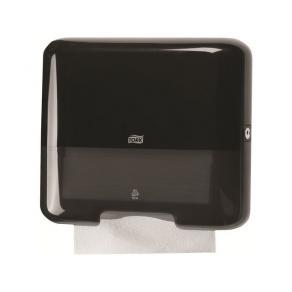 Dispenser TORK H3 Handduk mini svart