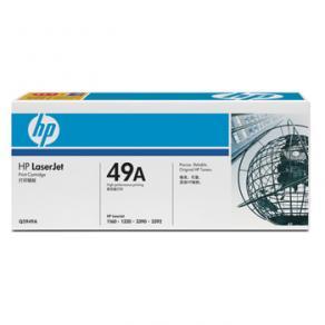 Toner HP Q5949A 49A Svart