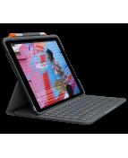 Fodral+Tangentbord LOGITECH iPad 10,2'