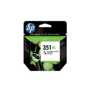 Bläckpatron HP CB338EE 351XL Färg