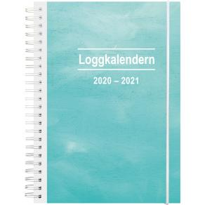 Loggkalendern 20-21 A5