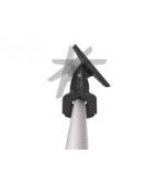 Compulocks Tablet Rail Mount - Rörmontering för surfplatta,