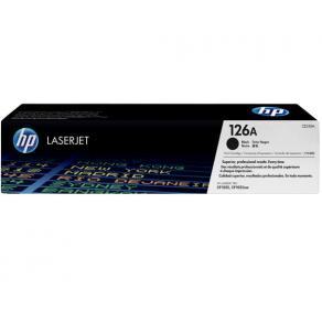 Toner HP CE310A 126A Svart