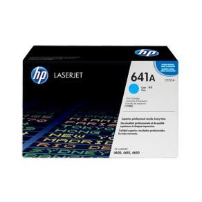 Toner HP C9721A 641A Cyan