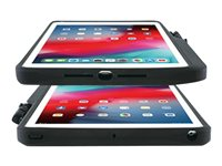 Kensington BlackBelt Rugged Case for iPad 10.2 - Baksidesskydd