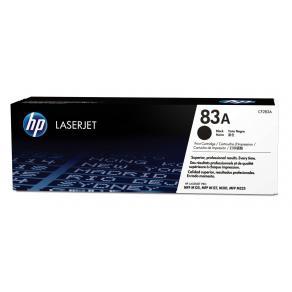 Toner HP CF283A 83A Svart
