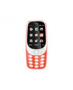Nokia 3310 3G - Mobiltelefon - dual-SIM - 3G - microSDHC slot