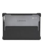 Lenovo - Notebook-väska - svart, transparent - för Lenovo