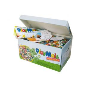 Byggsats Playmais Megabox, 6300/fp