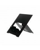 R-Go Riser Flexible Laptop Stand, adjustable, black