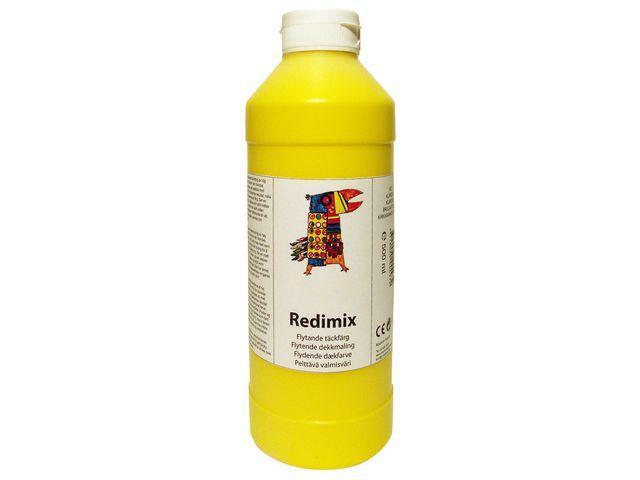 Redimix Primärgul-Ljusgul, 500ml