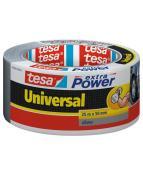 Vävtejp TESA Silver Universal, 50mm x 25m
