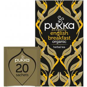 Te PUKKA Elegant English Breakfast 20/F