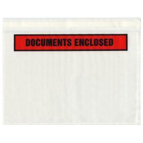 Dokumentficka C5 229x162, med tryck, 250st, 4fp