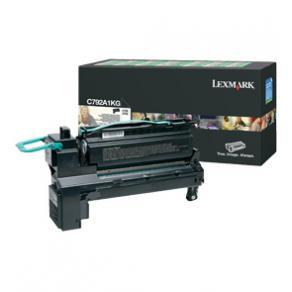 Lexmark - Svart - original - tonerkassett LCCP,