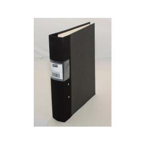 Gaffelpärm STAPLES A4 60mm svart