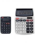 Miniräknare STAPLES 230 + reseräknare