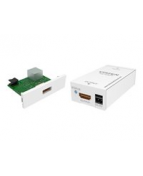 VISION Techconnect Modular AV Faceplate - HDMI-over-twisted pair