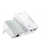 TP-Link TL-WPA4220KIT AV500 2-Port Wifi