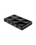Belkin Hi-Speed USB 2.0 7-Port Mobile Hub - Hubb - 7 x USB 2.0