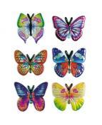 Herma stickers Magic fjärilar(1)