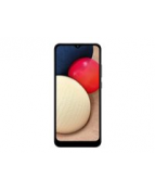 Samsung Galaxy A02s - Pekskärmsmobil - dual-SIM - 4G LTE - 32 GB