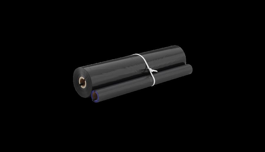 Färgband BROTHER PC202RF svart 2/FP