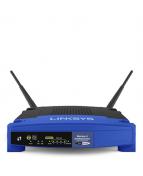 Linksys WRT54GL - Trådlös router - 4-ports-switch - 802.11b/g