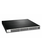 D-Link Web Smart DGS-1210-52MP - Switch - Administrerad - 8 x