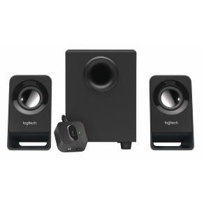 Z213 2.1 Multimedia Speakers, Black