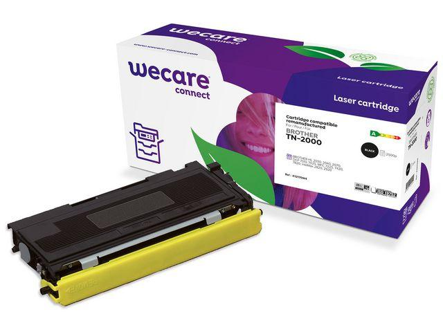Toner WECARE BROTHER TN-2000 Svart
