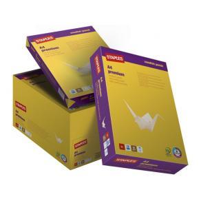 Kop.ppr STAPLES Premium A4 80g h 500/FP