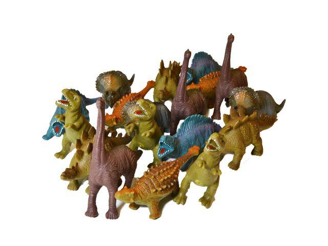 Dinosaurier 15-18cm i display 18/FP