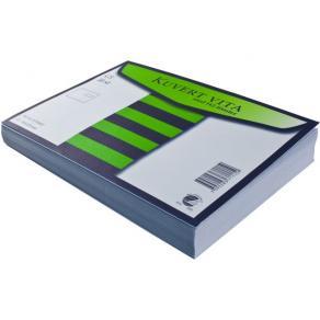 Kuvert C5 H2-Fönster Fukthäftade, vit, 80g, 50/fp