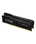 Kingston FURY Beast - DDR4 - sats - 32 GB: 2 x 16 GB - DIMM