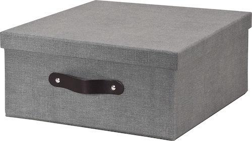 Box Bigso Austin grå
