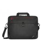 """Lenovo ThinkPad Essential Plus - Notebook-väska - 15.6"""" - svart"""