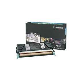 Lexmark - Svart - original - tonerkassett LRP