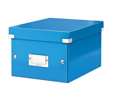 Förvaringslåda Liten Click & Store WOW Blå