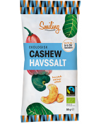 Cashewnötter havssalt 50gEko