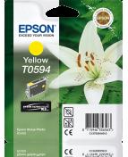 Bläckpatron EPSON C13T05944010 gul