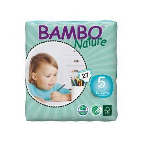 Blöja BAMBO Nature Junior 12-22 kg 27/FP