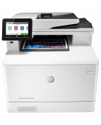 HP Color LaserJet Pro MFP M479fdw - Multifunktionsskrivare