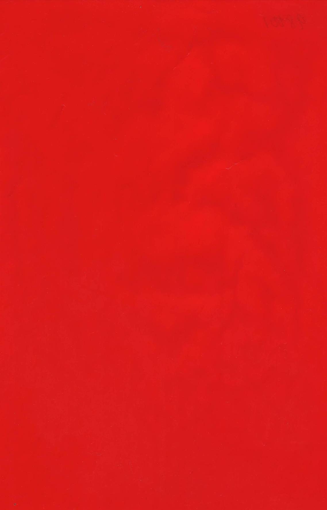 Presentpapper 57cmx154m enf.röd FSC mix
