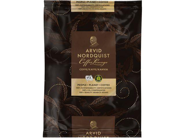 Kaffe Arvid Nordquist mellanrost 500g malet 12frp