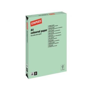 Kopieringspapper Mintgrön A4, 120g, 250/bunt